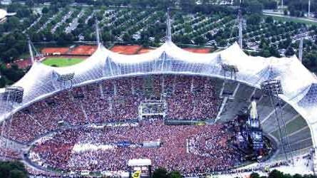 Was wird aus dem Olympiastadion?