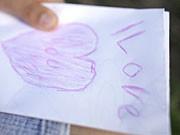Liebesbrief, dpa