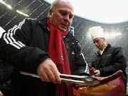 Uli Hoeness;Getty