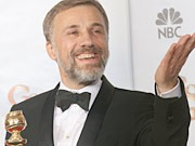 Christoph Waltz, AFP
