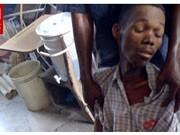 Haiti, Überlebender, CNN