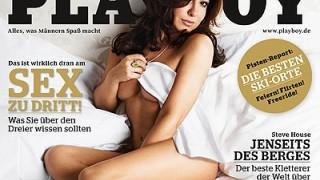 Simone Thomalla Im Playboy Frau Kommissarin Häutet Sich