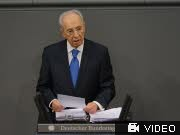 Schimon Peres, Holocaustgedenken, Getty Images