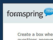 formspring screenshot sde