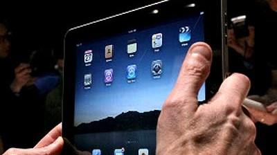 Apple iPad iPad von Apple