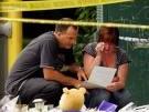 Acht Verdächtige festgenommen (Bild)