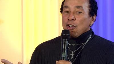 Smokey Robinson Motown-Gründer Robinson