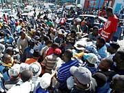 Erdbeben in Haiti, AP