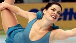 Nancy Kerrigan, 2000, Reuters