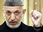 Afghanistan Karsai dpa