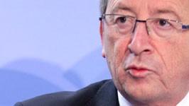 Jean-Claude Juncker, dpa