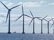 Windkraft, Foto: ddp