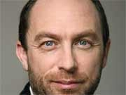 Jimmy Wales, AFP