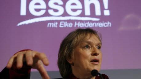 Elke Heidenreich, Helene Hegemann, Axolotl Roadkill; AP