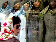 Als Frau durch Iran. Foto: AFP