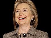Hillary Clinton, Reuters