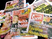 Zeitungen, Foto: AP
