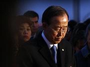 Ban Ki Moon, New York, AFP