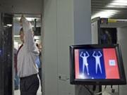 Flugsicherheit Luftverkehr Flughafen Nacktscanner, AP