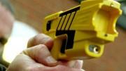 Elektroschockpistole; dpa