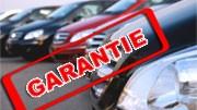 Garantie beim Autokauf