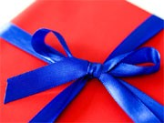 Geschenk, Foto: ddp