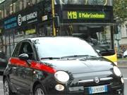 Fiat 500 Berlin