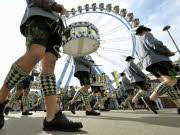 Oktoberfest; Wiesn; Attentat; Foto: ddp