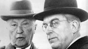 Adenauer, Globke, AP