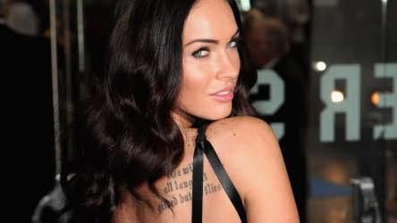 Hollywood-Trend: Escort-Chic, Nicht Fuchs, eher Fliege; Megan Fox; Getty Images