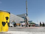 Atomkraftwerk Krümmel abschalten - für immer, dpa