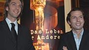 Max Wiedemann und Quirin Berg sind die Produzenten des Erfolgsfilms