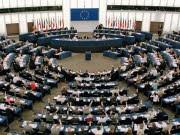 EU-Parlament, dpa
