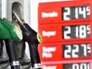 Spritpreise drücken Konsumlaune (Bild)