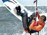 Kitesurfing Kitesurfer