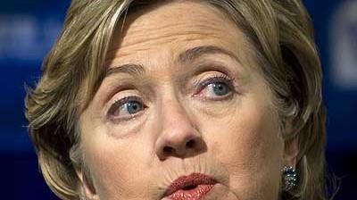 Spenden im US-Wahlkampf: Hillary Clinton ist derzeit die ungekrönte Spendenkönigin: 63 Millionen Dollar hat sie bis Juni 2007 bereits in ihre Wahlkampftruhe gescheffelt. Doch der Abstand zu Barack Obama schmilzt.
