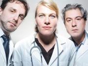 arzt, patient, medizin und wahnsinn; istockphotos