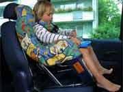 Kindersitz Sicherheit im Auto
