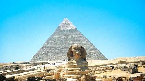 Chephren-Pyramide