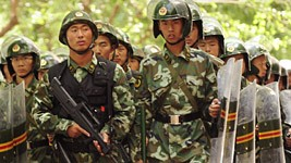 China: Tote im Uiguren-Gebiet: Schweigsame Statistik, AFP