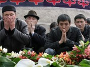Kirgistan; dpa