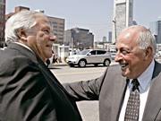 Peter Limone (links) und Joseph Salvati, AP