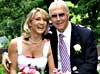 Staraufgebot bei Beckenbauers Hochzeitsfeier (Bild)