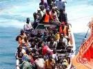Mehr als 300 afrikanische Boots-Flüchtlinge aufgegriffen (Bild)