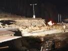 Schlammlawine reißt Dutzende Autofahrer mit (Bild)