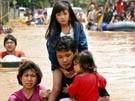 Tote und Obdachlose nach heftigen Regenfällen (Bild)
