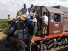 Rund 100 Tote bei Zugunfall (Bild)