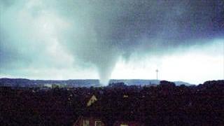 Tornado oder Windhose?