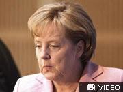 Merkel, Getty