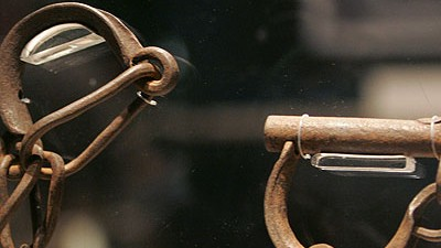 fußfesseln sklaverei sklaven mauretaníen abgeschafft strafbar menschenhandel